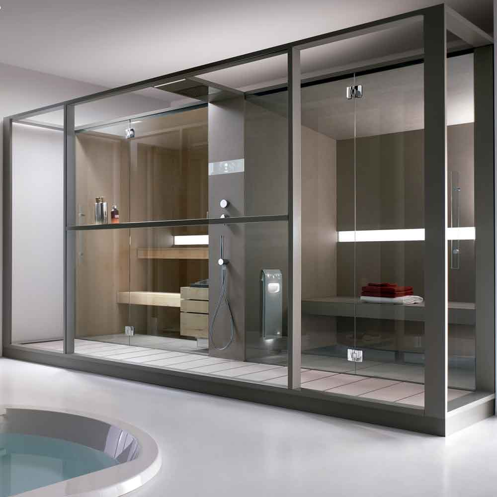 Baño Turco Arquitectura:FERRCOS