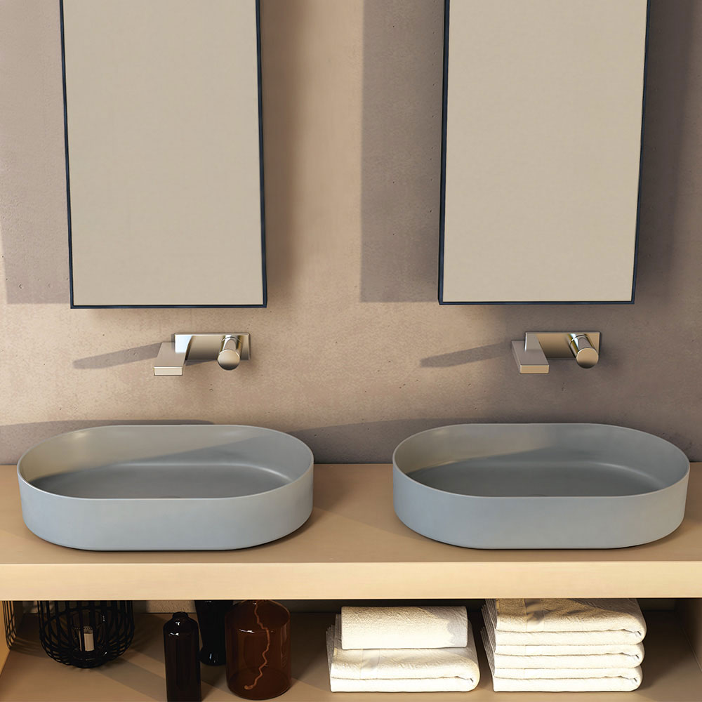 Ferrcos imaginas un lavabo de porcelana de apenas 5 mm - Inodoro y lavabo en uno ...