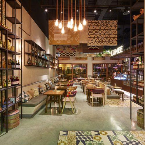 enticdesigns-patchwork-lumee-restaurant-01-estanterias-baldosas-hidraulicas