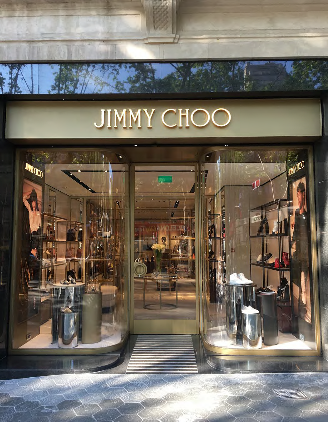 JIMMY CHOO Stores