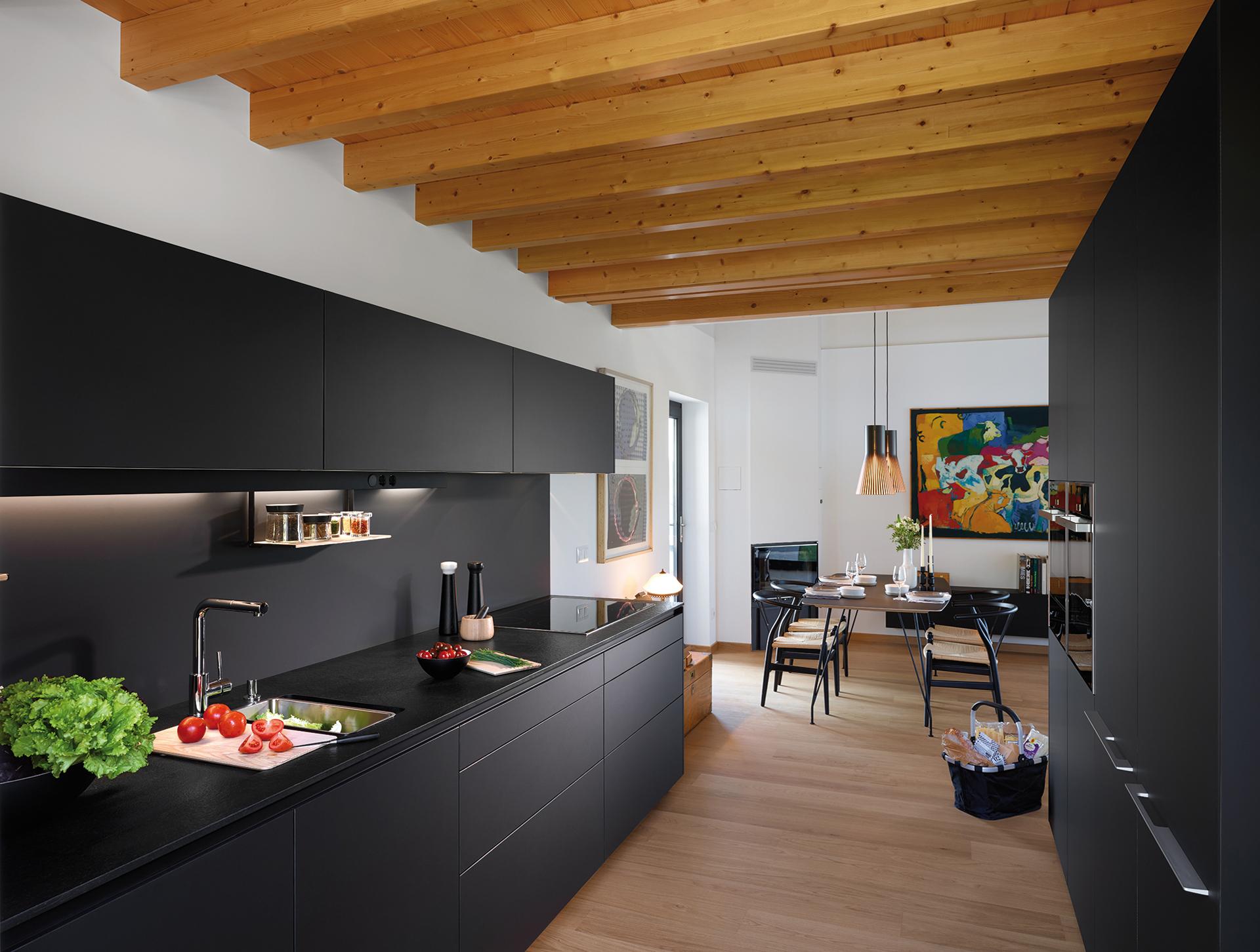 Más cocina en menos espacio
